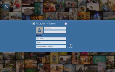 Upload Instagram Photos via PC with InstaPic 3