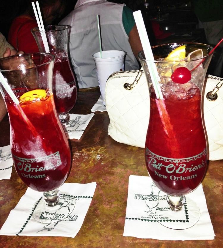 pat obriens hurricane drink