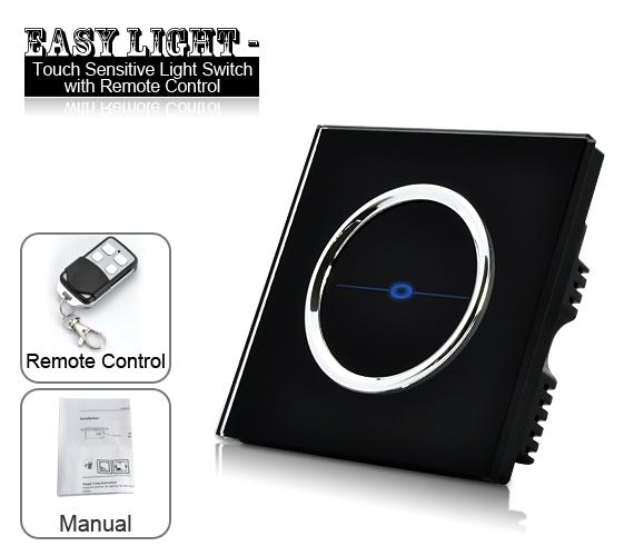 Fa a sua casa mais high tech com este interruptor para - Modelos de interruptores de luz ...