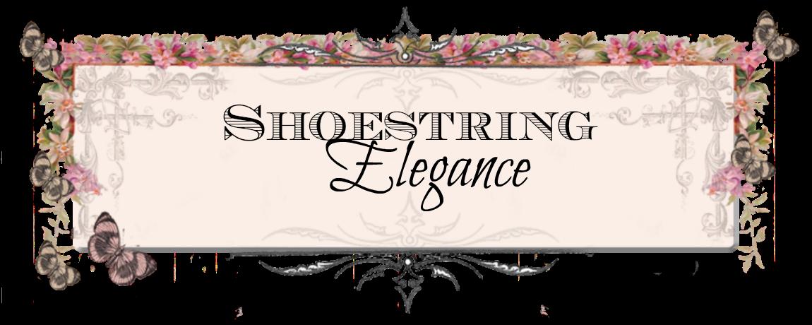 Shoestring Elegance