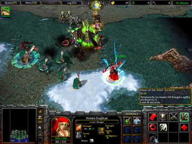descargar gratis warcraft 3 frozen throne en espanol