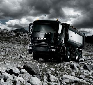 camiones iveco trakker 4