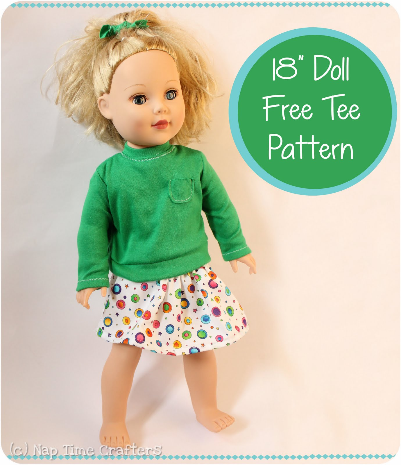 18 Doll Clothes Patterns Best Decorating