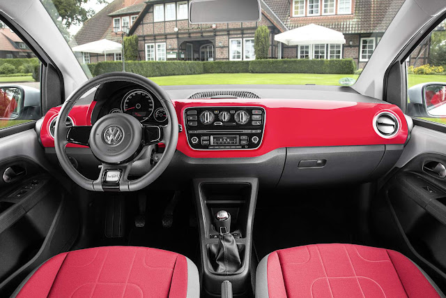VW Up! - interior