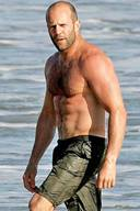 Celebrity Hunk Jason Statham