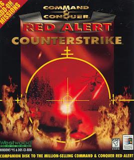 C&C Red Alert Counterstriker expancion download free descargar gratis pc