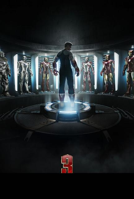 Homem de Ferro 3 poster oficial