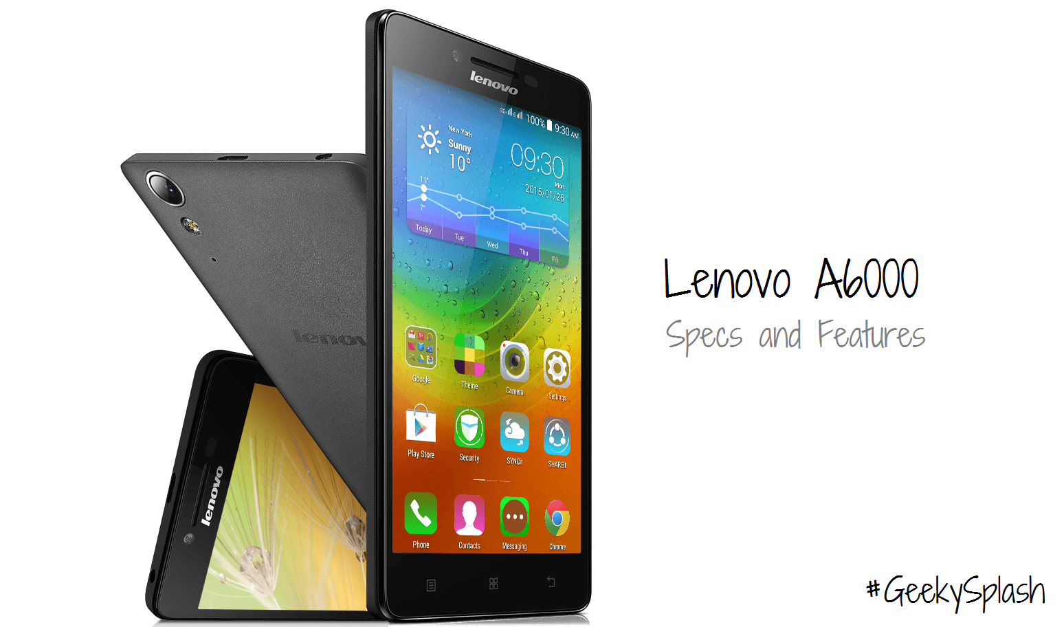 Lenovo A6000 - Specifications and Features , Moto E VS ...