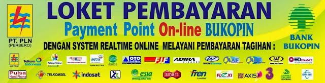 Loket PPOB Bukopin CV. Multi Payment Nusantara - Open Pendaftaran MD Di Seluruh Wilayah Indonesia