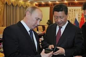 Vladamir Putin and chinese premeir Xi are gay