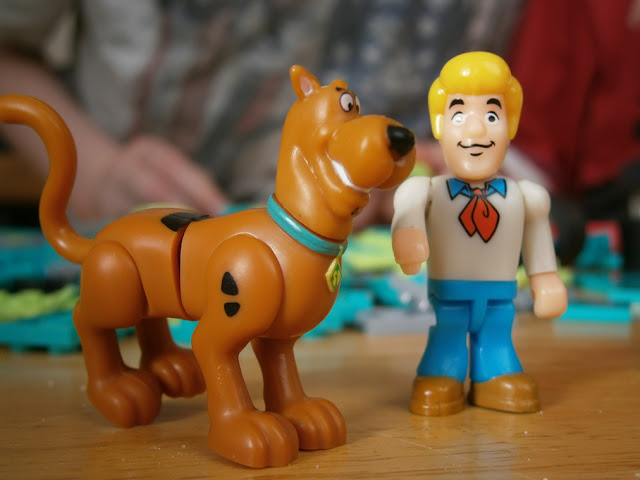 Scooby Doo mini figure and Character Fred