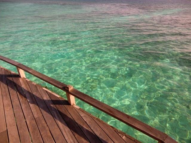 Water-Maldives