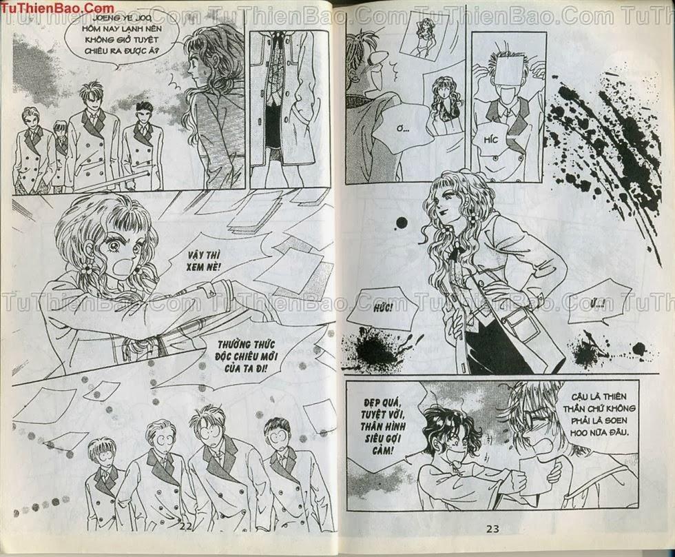 Thiên Sứ chap 12 - Trang 12