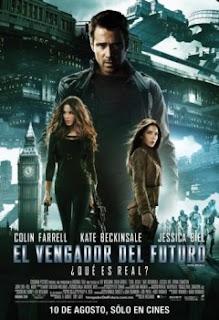 El Vengador del Futuro / Desafío Total / Total Recall Poster