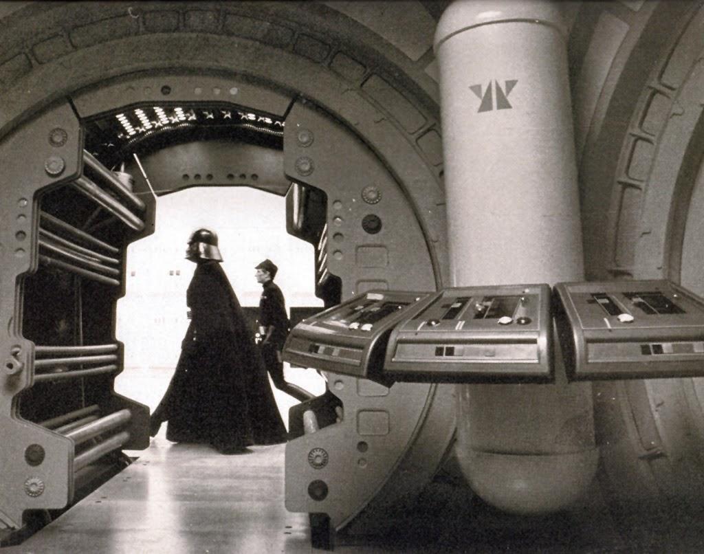 La Guerra de las Galaxias, detrás de las cámaras