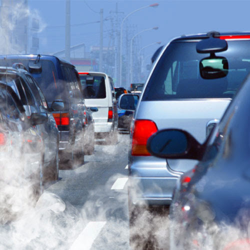 Highly Polluted Indian cites