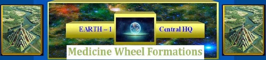 Medicine Wheel Formations