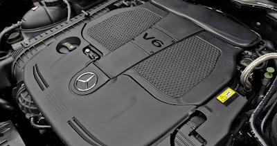 2013 Mercedes-Benz GLK350 4Matic Engine