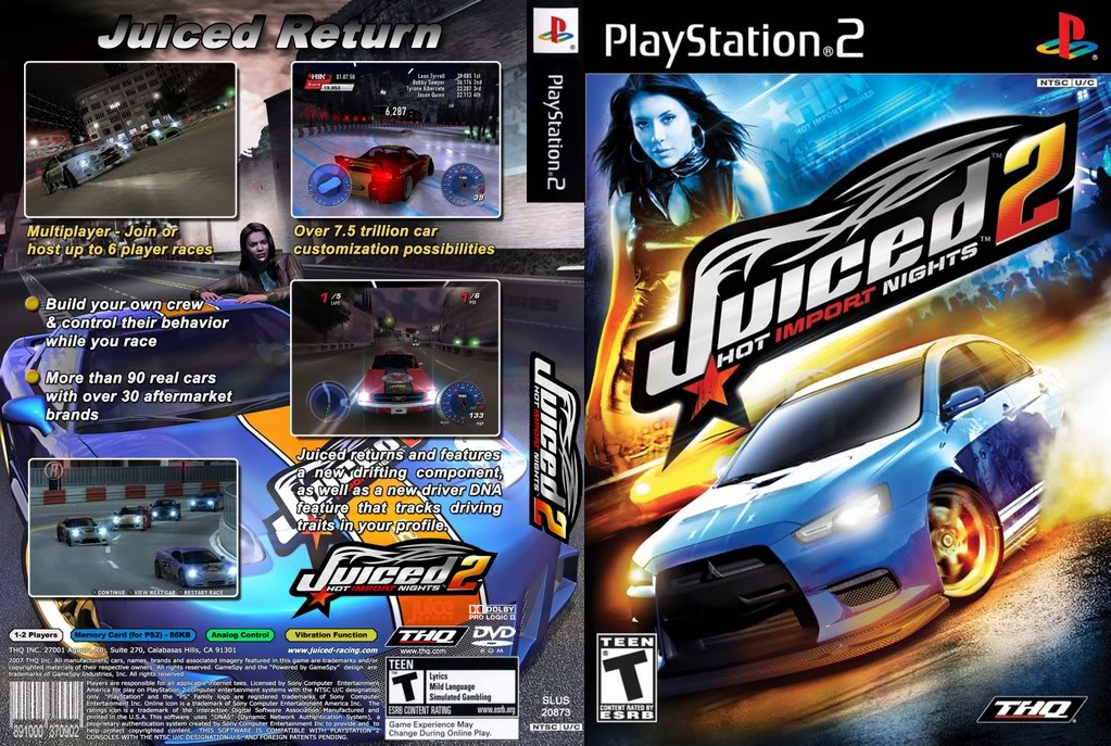 Cheat Juiced 2 Hot Import Nights Ps2 Nemophobia