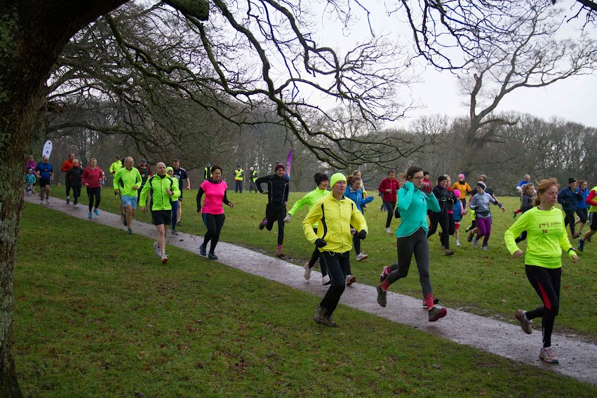Park Run Cornwall
