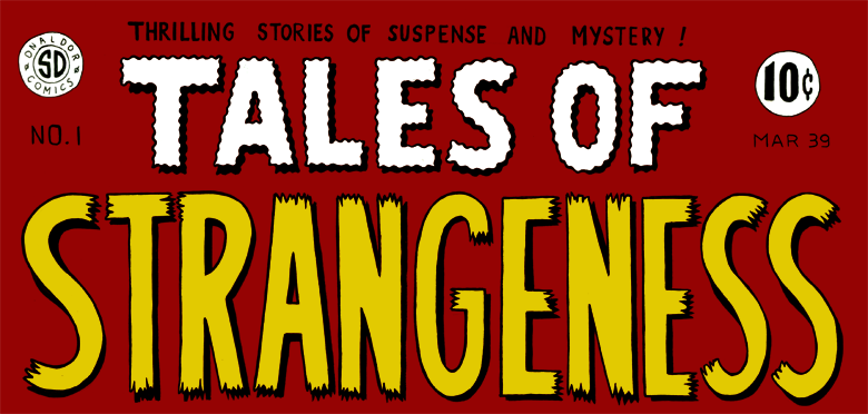 Tales of Strangeness