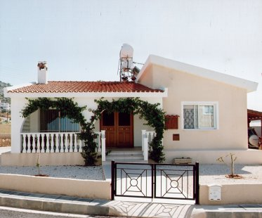 Cyprus villa designs exterior views modern home designs for Villa exterior design ideas