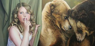 pinturas-al-oleo-de-niñas