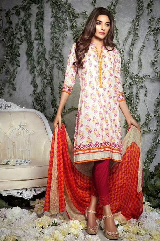 Satrangi women summer collection