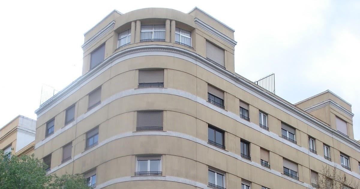 Madrid art dec cea berm dez 13 for Arquitectura franquista