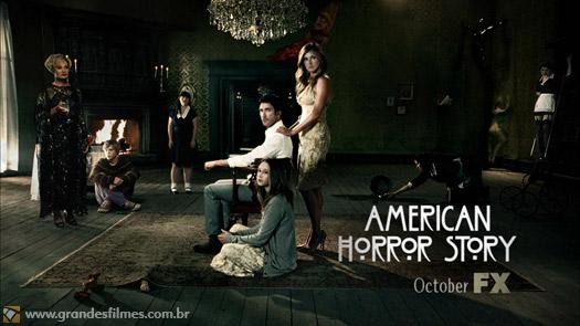 American Horror Story - Nova série de terror