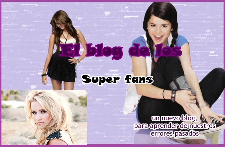 El blog de los super fans