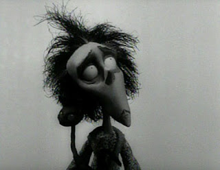 Vincent in Tim Burton's Vincent