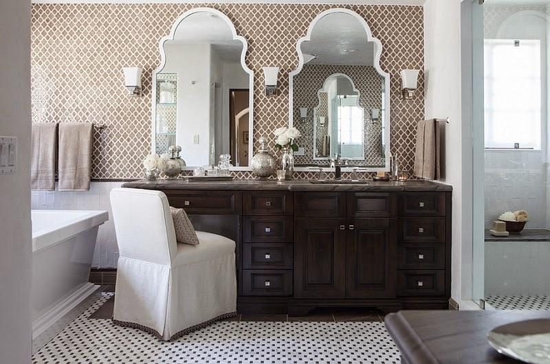 Best Salle De Bain Marocaine Moderne Images - Home Decorating ...