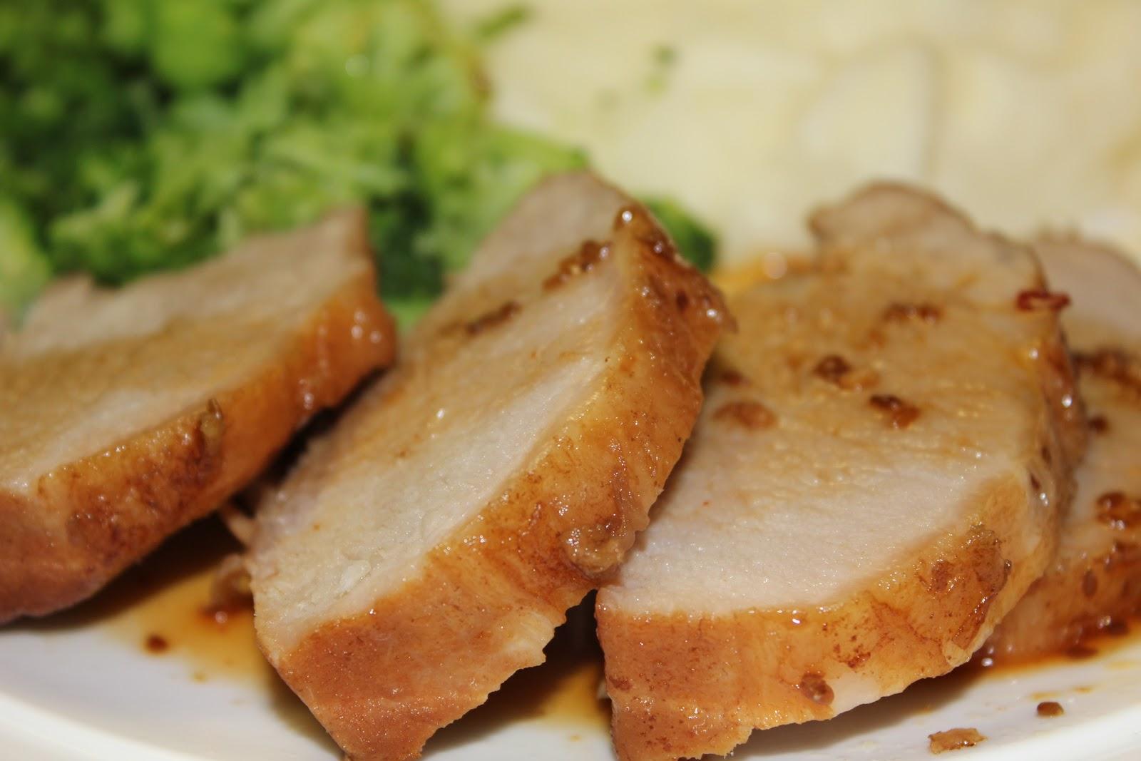 Simply Made...with Love: Slow Cooker Teriyaki Pork Tenderloin
