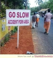 English error in india