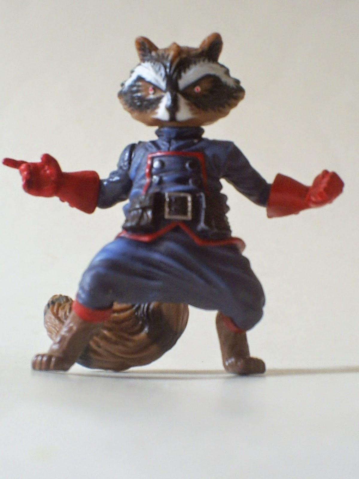 Star Lord And Rocket Raccoon By Timothygreenii On Deviantart: That Figures: REVIEW: Marvel Universe's Rocket Raccoon & Groot