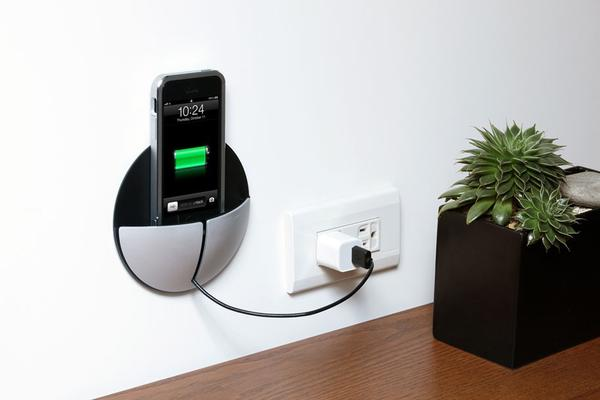 AluPocket iPhone wall mount is priced at $29.95 USD. If youu2019re ...