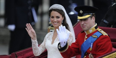 Kate Middleton and Prince William Marriage Pictures