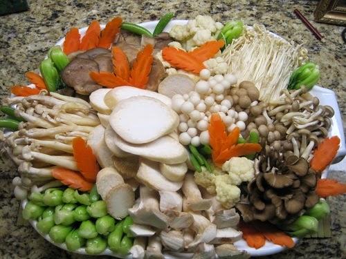 Mushroom Hotpot (Lau Nam)1