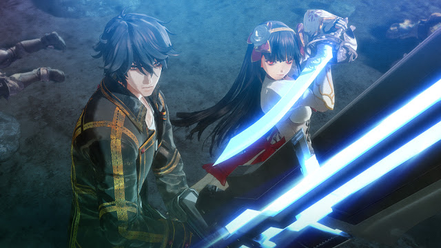 ps4 Valkyria: Azure Revolution protagonists