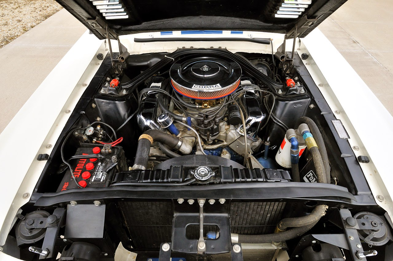 2014 ford mustang shelby gt500 super snake engine