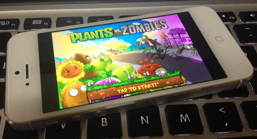 download plants vs zombies free, plants vs zombies iphone 5