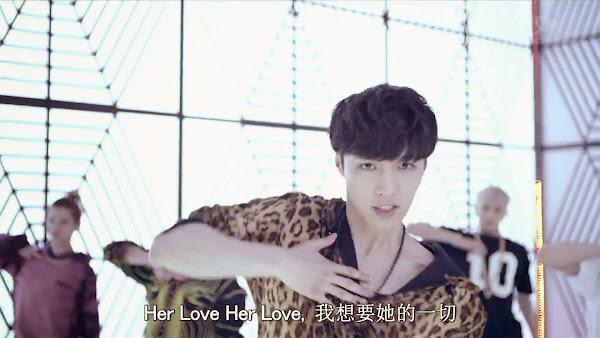 EXO-M Lay Overdose
