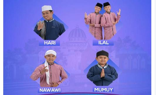 Peserta AKSI yang Mudik Babak 4 Besar Tgl 15 Juli 2015 (28 Ramadhan)