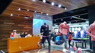 Tienda de ropa deportiva un gran negocio