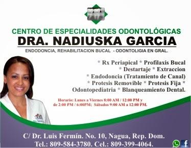 Dra. Nadiuska Garcia