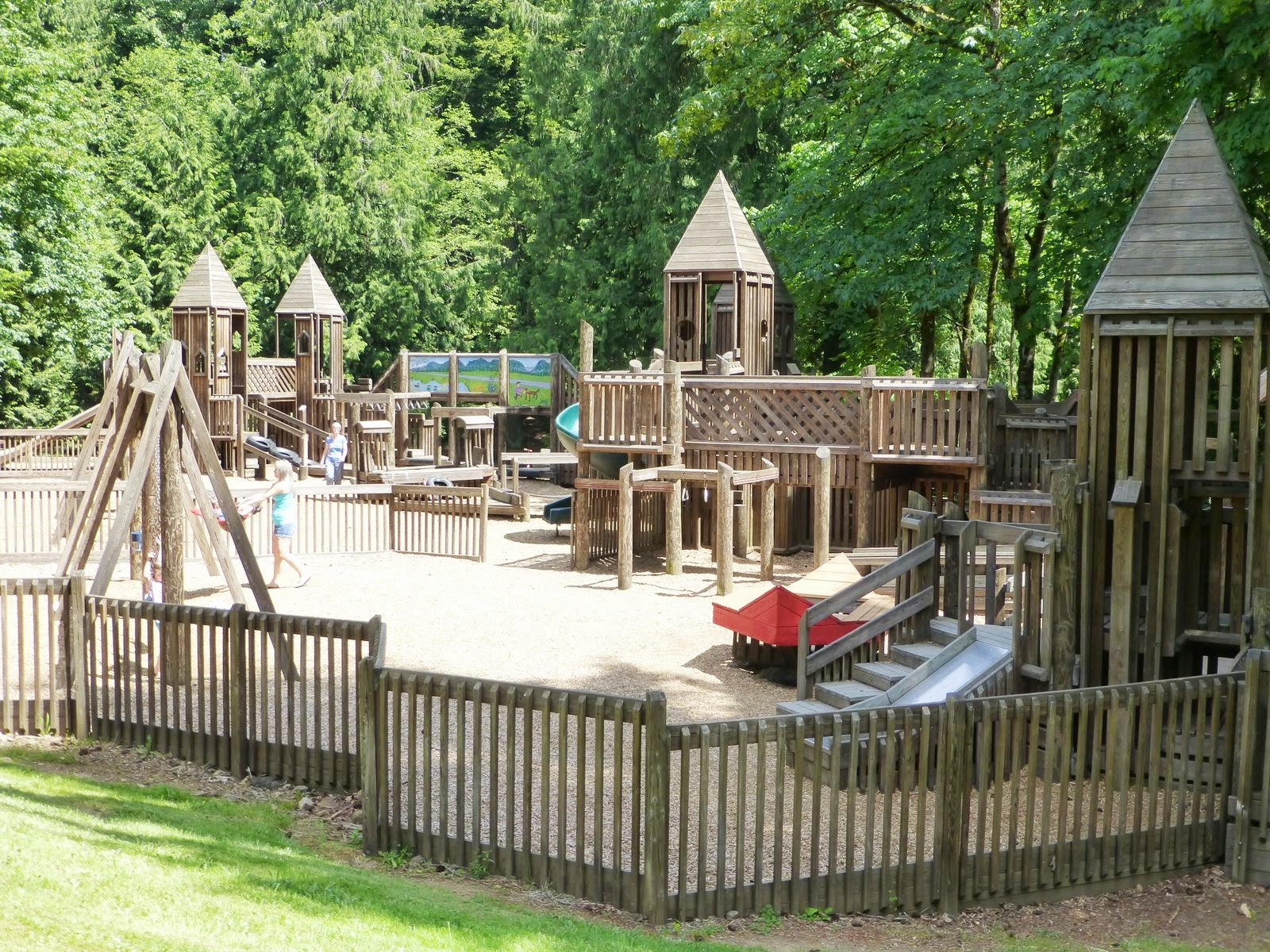 Image result for meinig memorial park sandy oregon