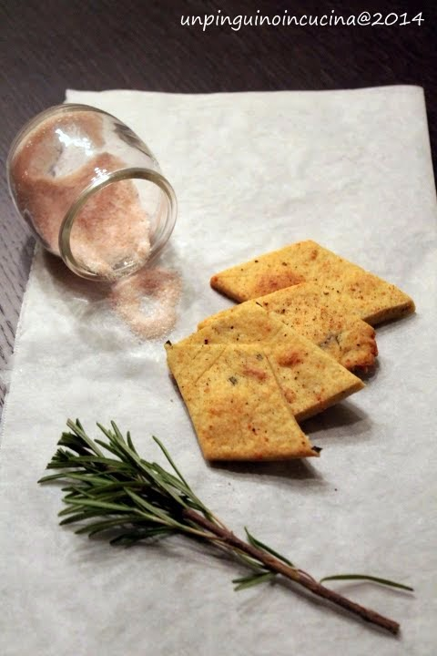 cracker all'olio extravergine d'oliva
