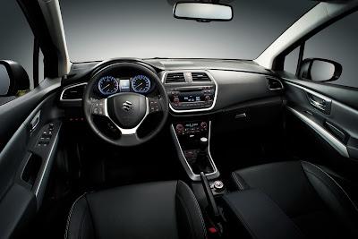 Suzuki SX4 2014 - Suzuki-Sx4-2014 AutosExpress,2014 Suzuki SX4 Compact Crossover - YouTube