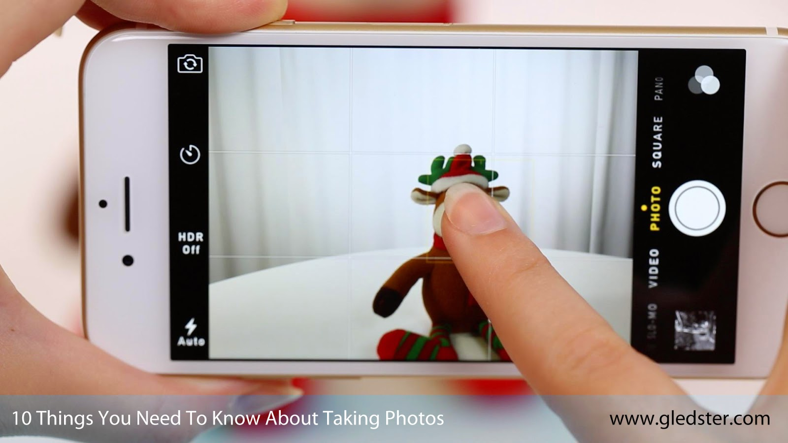 10 Things You Need To Know About Taking Photos